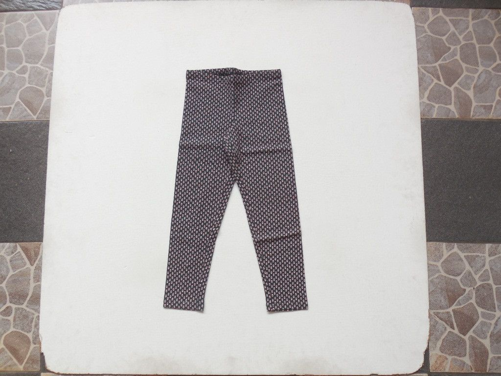 Legging-Anak-Branded-Old-Navy-Bunga-Hijau