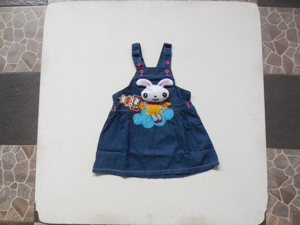 Baju-Bayi-Import-Over-All-Rok-Rabbit