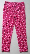 Legging Anak Perempuan Faded Glory HotPink Love