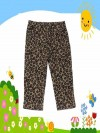 Legging Anak Branded Faded Glory 7/8 Leopard