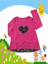 Baju Anak Branded Faded Glory Pink Love