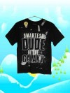 Baju Anak Branded Murah Kaos PLACE GALAXY Black